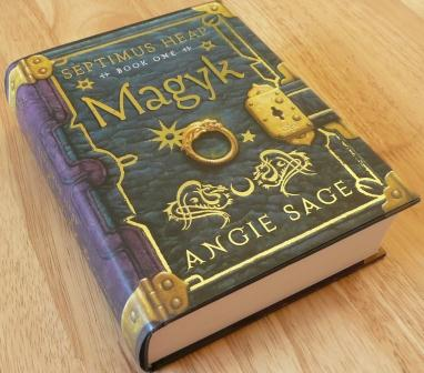 Image for MAGYK - Signed UK First Edition