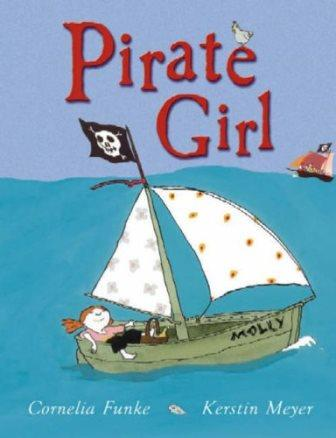 Image for Pirate Girl - First Edition.