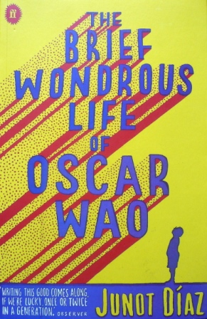 Image for THE BRIEF WONDROUS LIFE OF OSCAR WAO Signed, Lined & Dated UK First Edition.