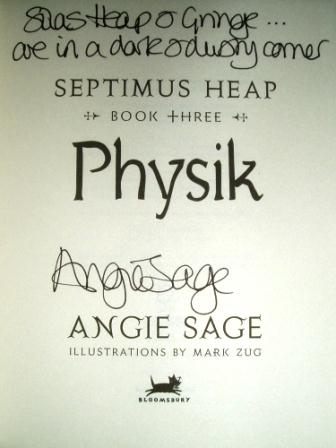 Image for PHYSIK Signed & Lined First Edition.