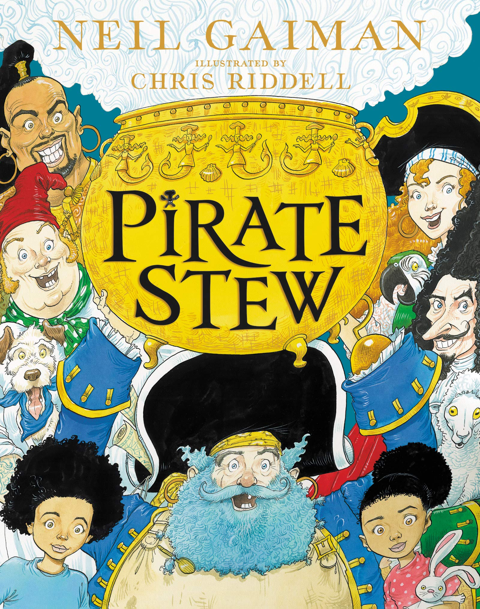 Image for PIRATE STEW Double Signed First Edition