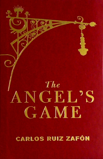 Image for THE ANGEL'S GAME Signed & Numbered Limited Edition
