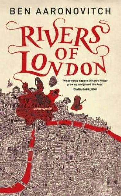 Image for RIVERS OF LONDON - Signed, Lined & Dated UK First Edition
