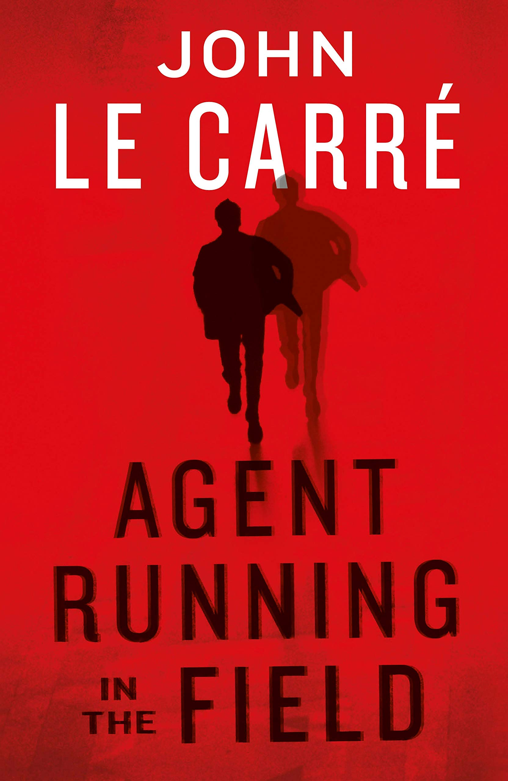 Image for AGENT RUNNING IN THE FIELD Signed First Edition