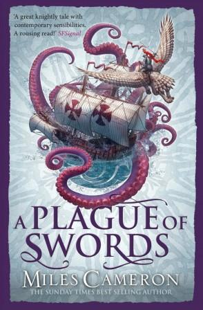 Image for A PLAGUE OF SWORDS - Exclusive Hardback,  Limited Edition Of Only 300  Signed & Numbered.
