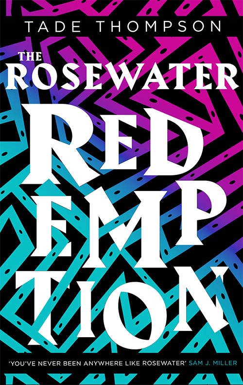 Image for THE ROSEWATER REDEMPTION Signed Limited Edition