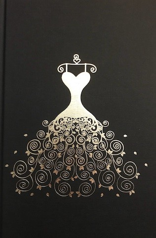 Image for CARAVAL Signed & Doodled UK First Edition - Ballgown Hidden Cover Illustration