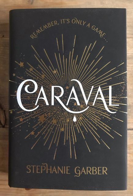 Image for CARAVAL Signed & Doodled First Edition