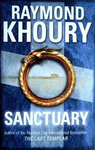 Image for SANCTUARY Signed, Lined & Dated UK First Edition