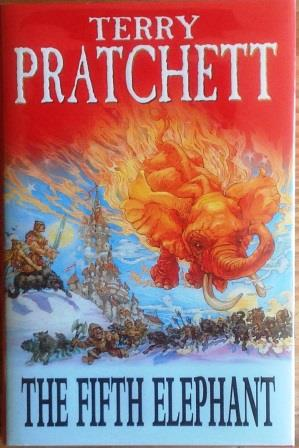Image for THE FIFTH ELEPHANT - First Edition