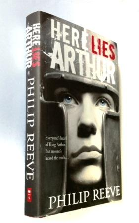 Image for HERE LIES ARTHUR - Signed First Edition