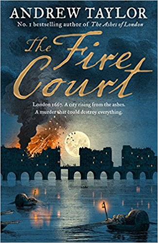 Image for THE FIRE COURT Signed First Edition
