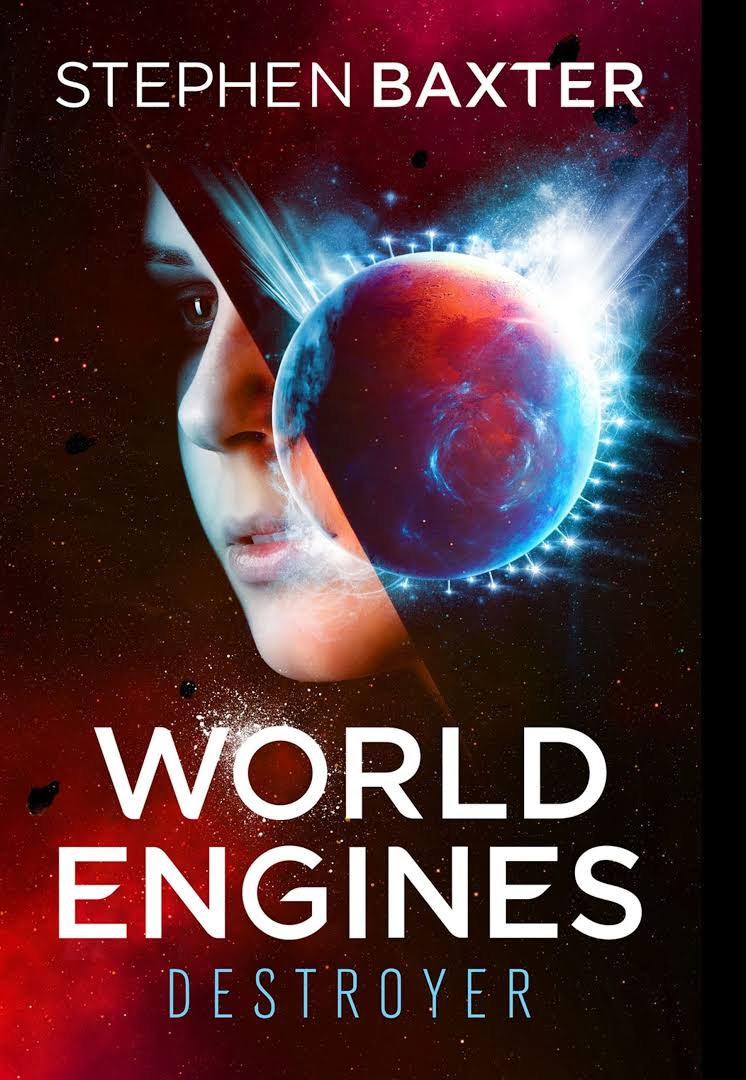 Image for WORLD ENGINES: DESTROYER Signed & Numbered First Edition