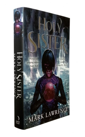 Image for HOLY SISTER Signed, Lined & Dated First Edition