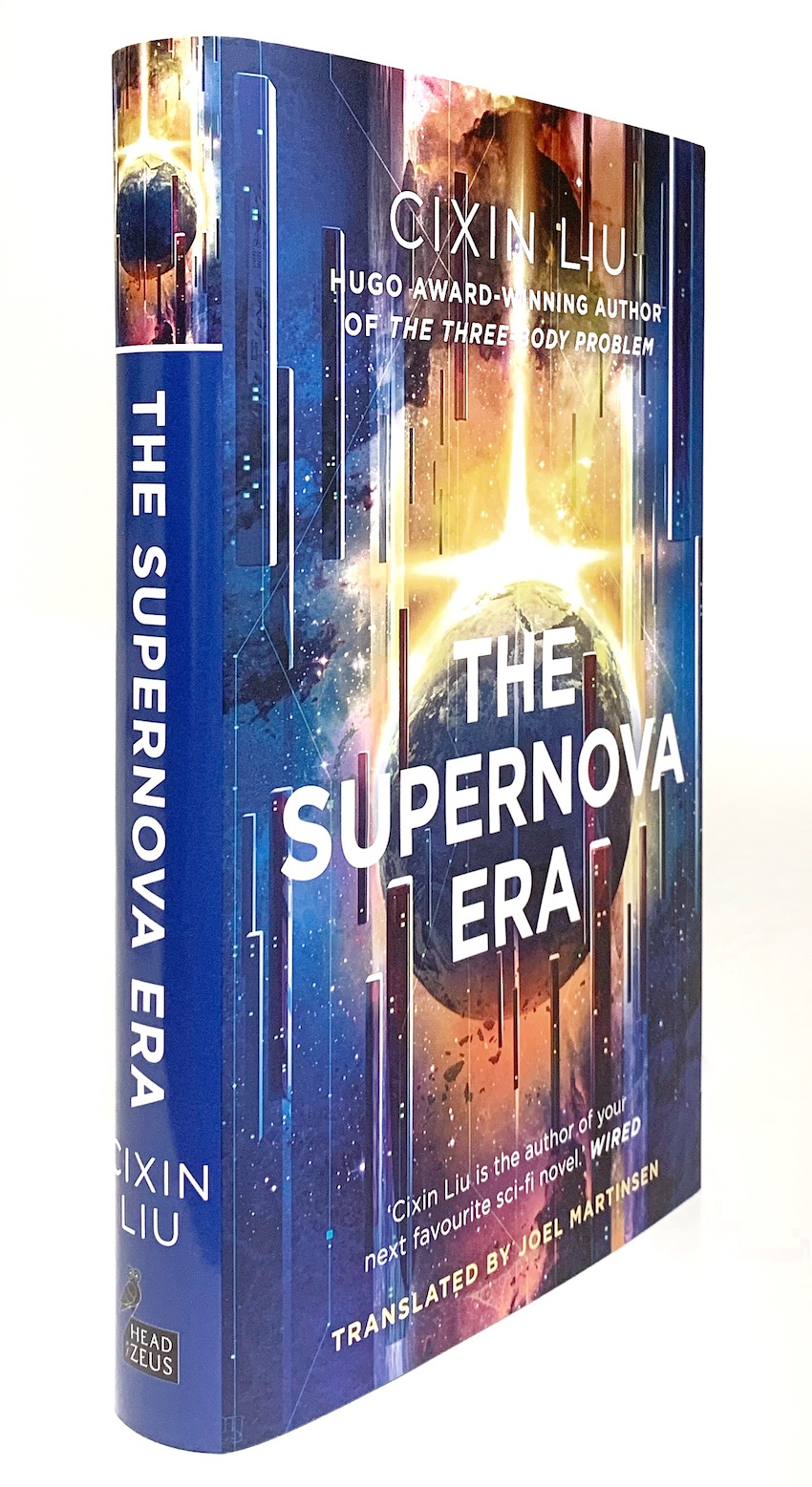 Image for THE SUPERNOVA ERA - Signed First Edition