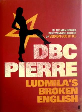 Image for LUDMILA'S BROKEN ENGLISH UK Signed First Edition