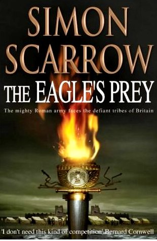 Image for THE EAGLE'S PREY UK First Edition, Signed with Latin Inscription
