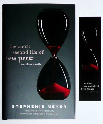 Image for THE SHORT SECOND LIFE OF BREE TANNER UK First Edition Hardcover plus Bookmark