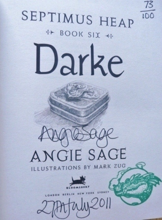 Image for DARKE Signed, Dated, Numbered and Spit Fyre Stamped.