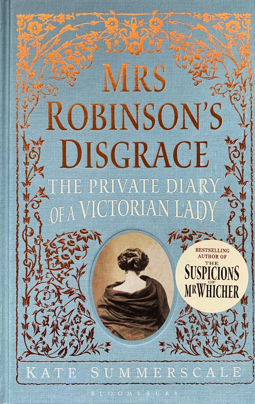 Image for Mrs Robinson's Disgrace - Signed First Edition