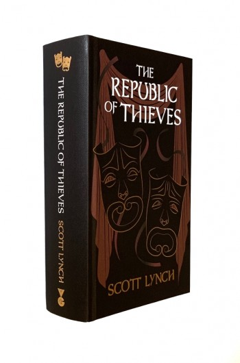 Image for THE REPUBLIC OF THIEVES Signed & Numbered Anniversary Series Edition