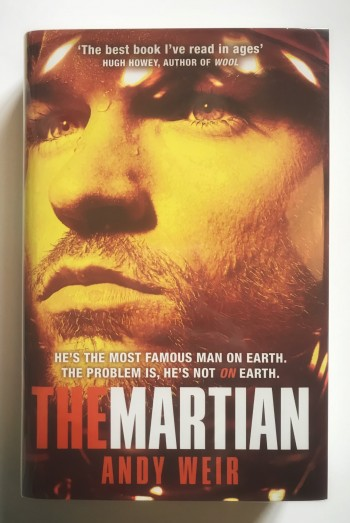 Image for THE MARTIAN - Signed & Lined First Edition