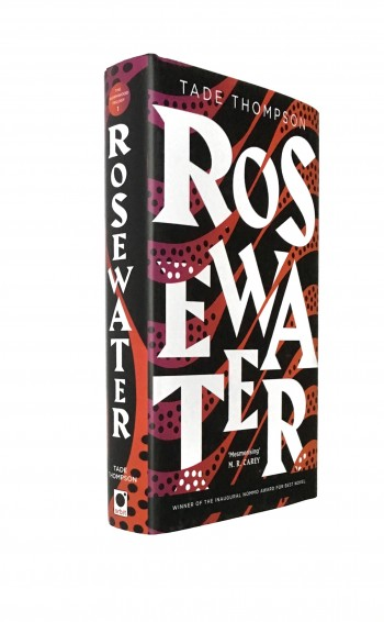 Image for ROSEWATER Signed & Numbered Limited Edition