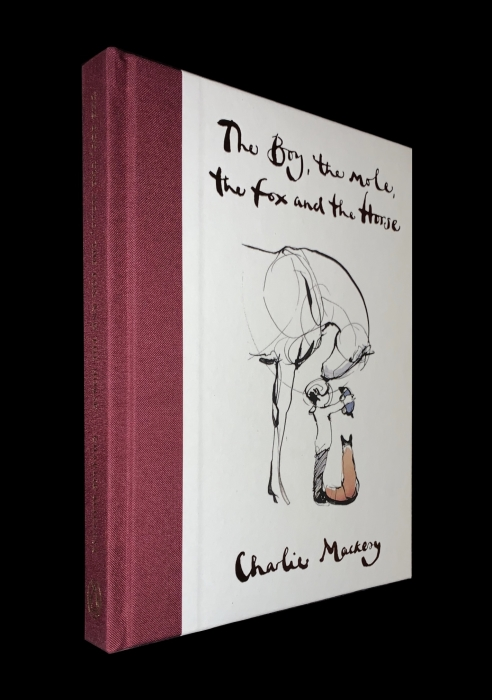 Image for THE BOY, THE MOLE, THE FOX AND THE HORSE Signed Special Edition