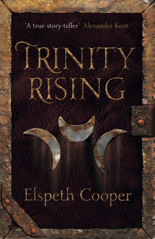 Image for TRINITY RISING Signed & Numbered UK First Edition