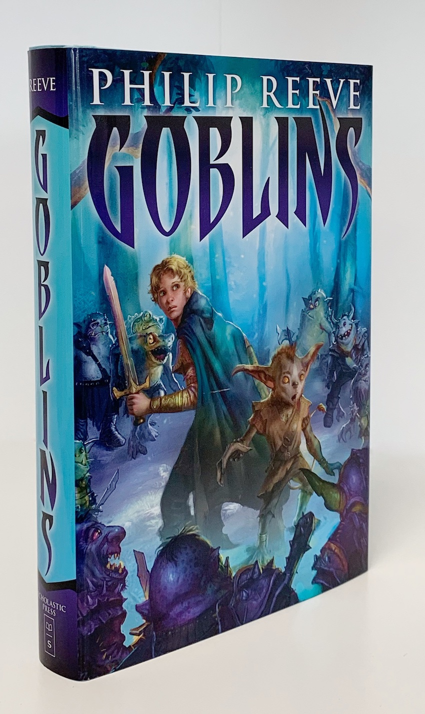 Image for GOBLINS - Signed US First Edition.