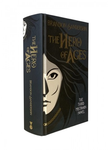 Image for The Hero of Ages - Tenth Anniversary Edition - Signed & Numbered  : (Slightly imperfect copy.)