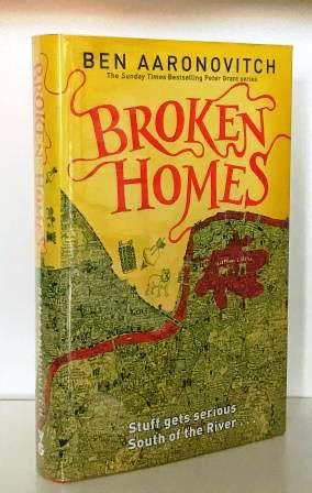Image for BROKEN HOMES - Signed & Numbered First Edition.