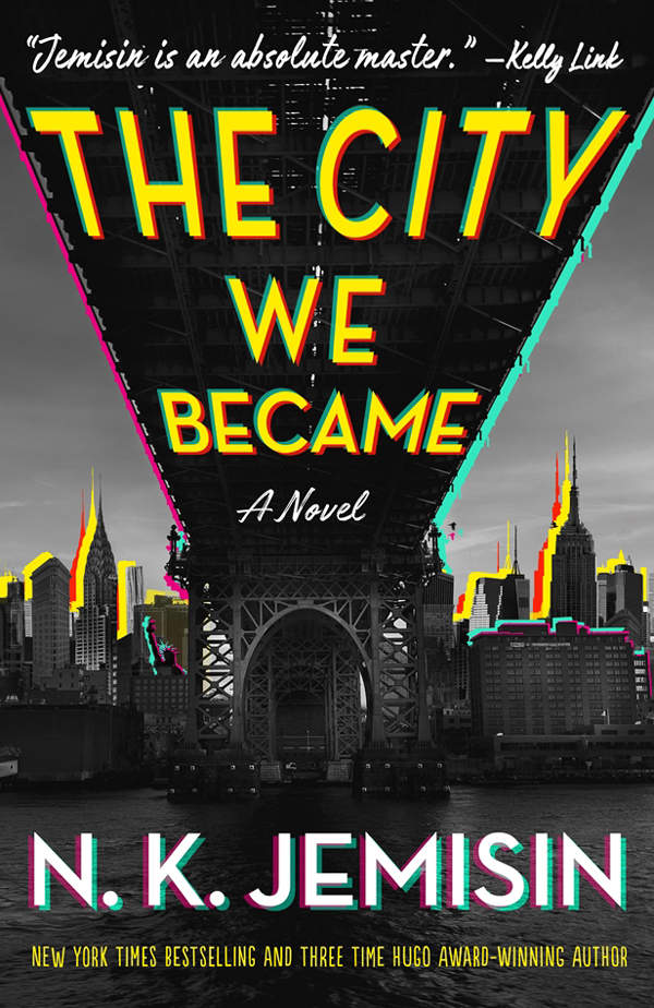 Image for THE CITY WE BECAME Signed First Edition with Sprayed Edges