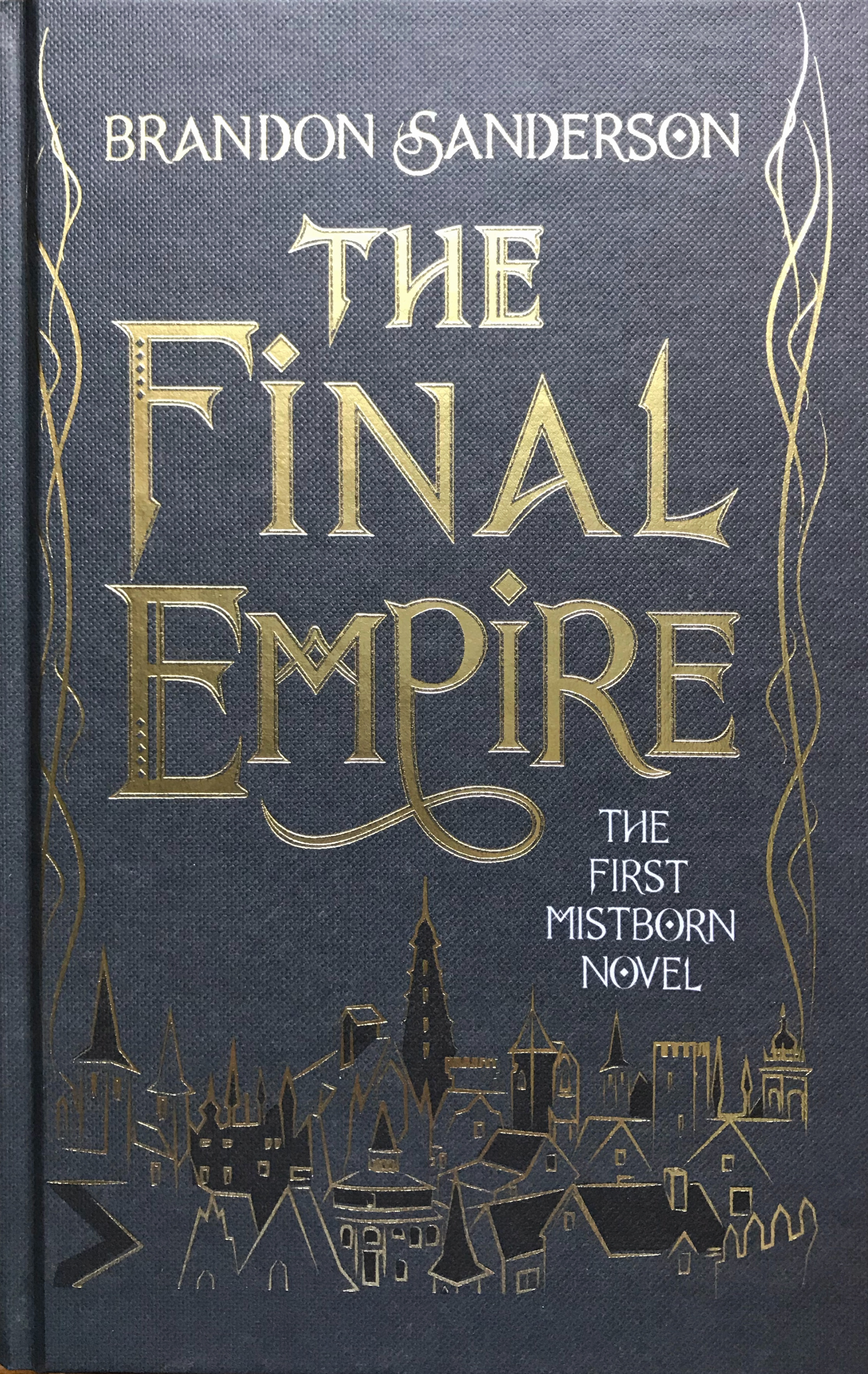 Image for MISTBORN: THE FINAL EMPIRE - 10th Anniversary, Special Edition Exclusive Signed & Numbered Only 200 copies
