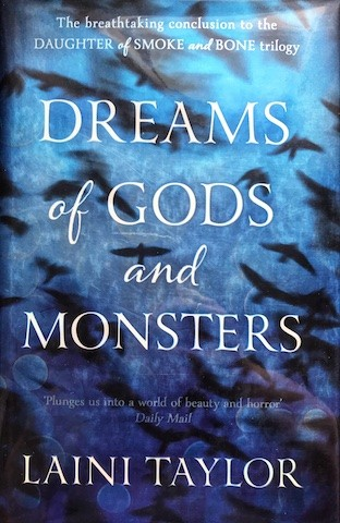 Image for Dreams of Gods and Monsters - Signed First Edition.
