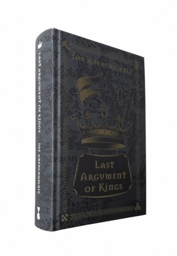 Image for LAST ARGUMENT OF KINGS Signed & Numbered 10th Anniversary Edition (Slightly Bruised Boards).