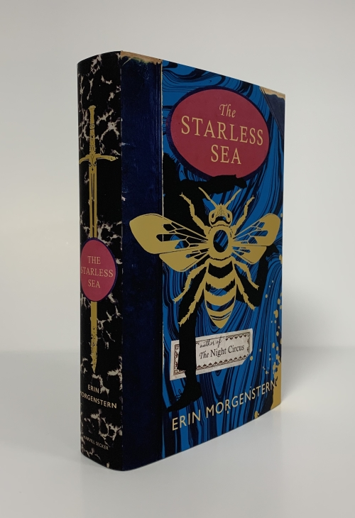 Image for THE STARLESS SEA Signed & Dated UK First Edition