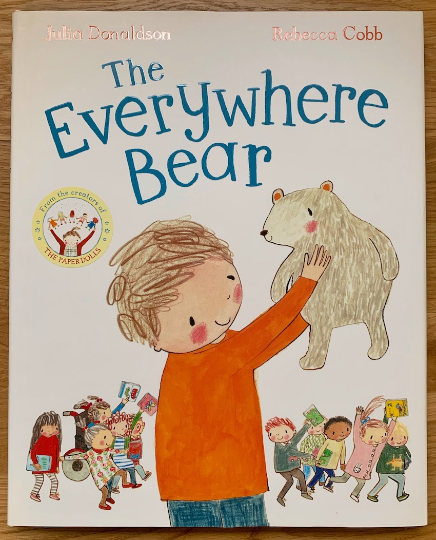 Image for THE EVERYWHERE BEAR - Double Signed First Edition
