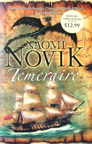 Image for TEMERAIRE UK First Edition
