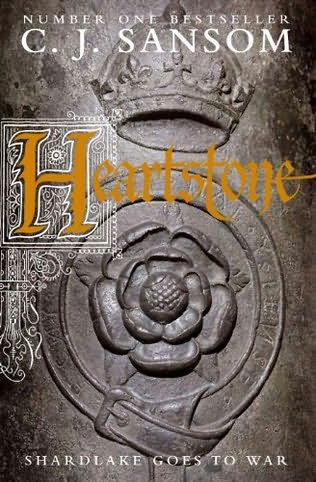 Image for HEARTSTONE Un-signed UK First Edition