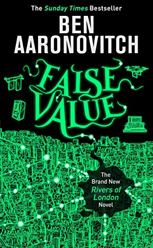 Image for FALSE VALUE Signed First Edition with Limited Edition Jacket