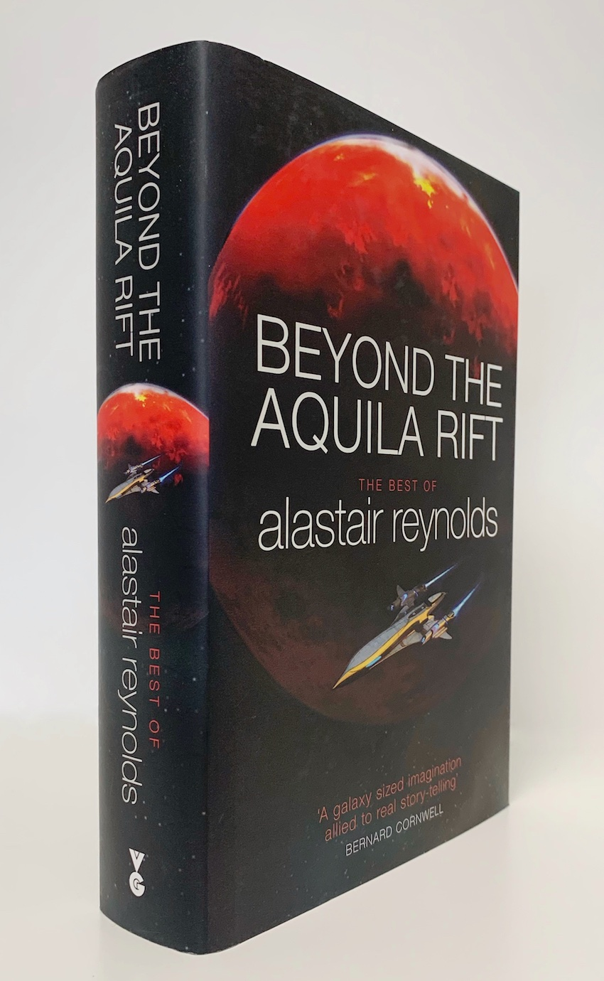 Image for BEYOND THE AQUILA RIFT - Signed, Lined & Dated First Edition.