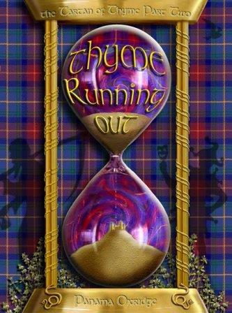 Image for THYME RUNNING OUT Signed, First Lined & Pre-publication Dated