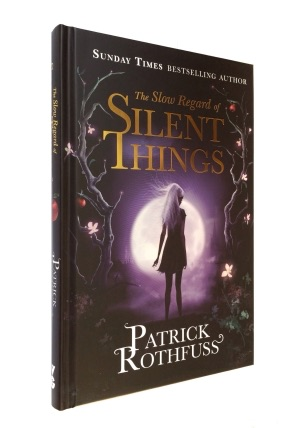 Image for THE SLOW REGARD OF SILENT THINGS Signed First Edition