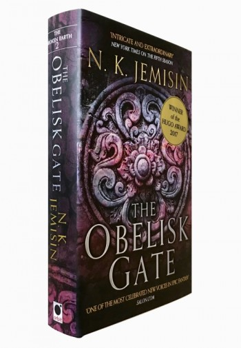 Image for THE OBELISK GATE Signed Limited Edition