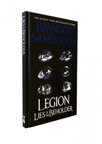 Image for LEGION: LIES OF THE BEHOLDER Signed & Numbered First Edition.