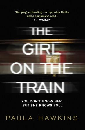 Image for THE GIRL ON THE TRAIN Signed & Publication Dated UK First Edition