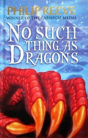 Image for NO SUCH THING AS DRAGONS Signed, Lined & Pre-publication Dated First Edition plus Promotional Postcard