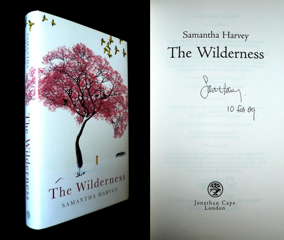 Image for THE WILDERNESS Signed & Dated UK First Edition