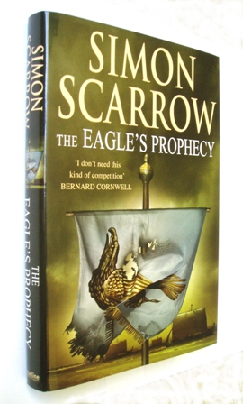 Image for THE EAGLE'S PROPHECY - Signed First Edition